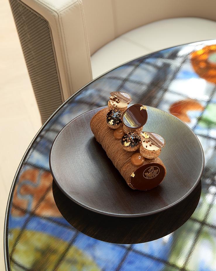 Hotel Lutetia - Patisserie Le Saint Germain du Chef Gaëtan Fiard