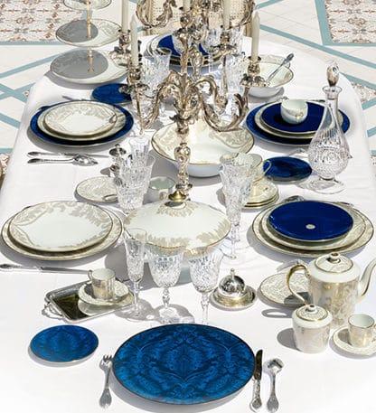 Table Damassé Haviland