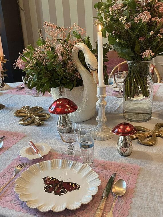 Les gens et vous - Constance fait une fabuleuse table d'anniversaire