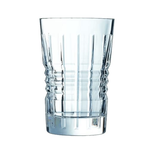 Gobelet forme haute de 36 cl Cristal d'arques