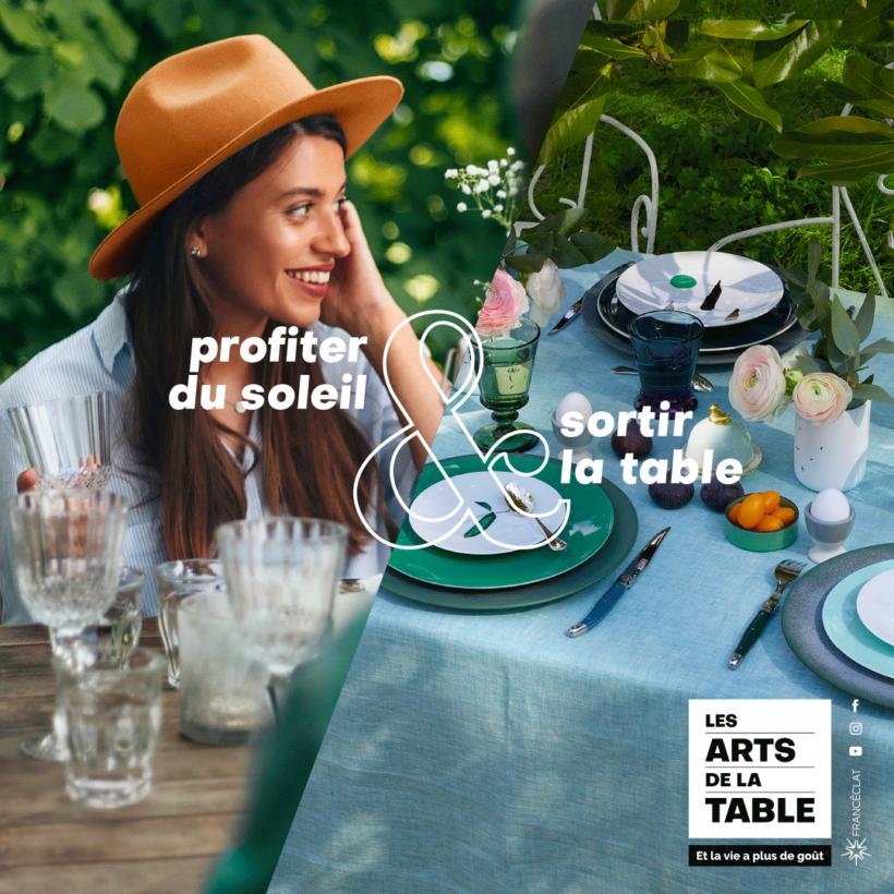 Les arts de la table actualités printemps 2021