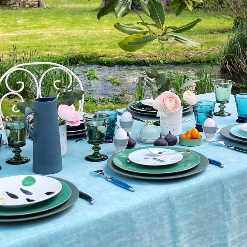 Vos tables de printemps