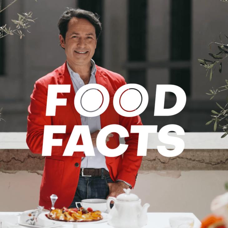 Jérémy Côme, savoir-vivre food facts