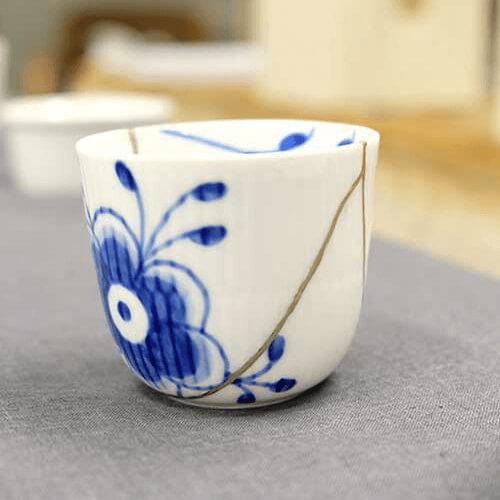 Pillivuyt Porcelaine Kintsugi Savoir Faire