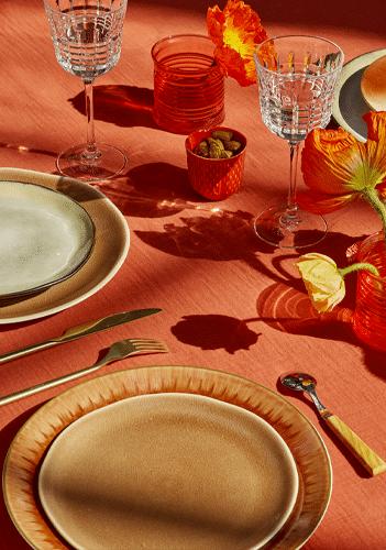 Le printemps est là avec les arts de la table