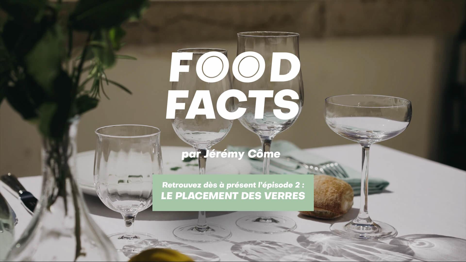 Le Savoir-vivre avec Jérémy Côme et les Arts de la Table