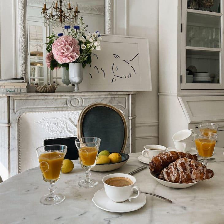 Petit-déjeuner avec Alexandrine Ar
