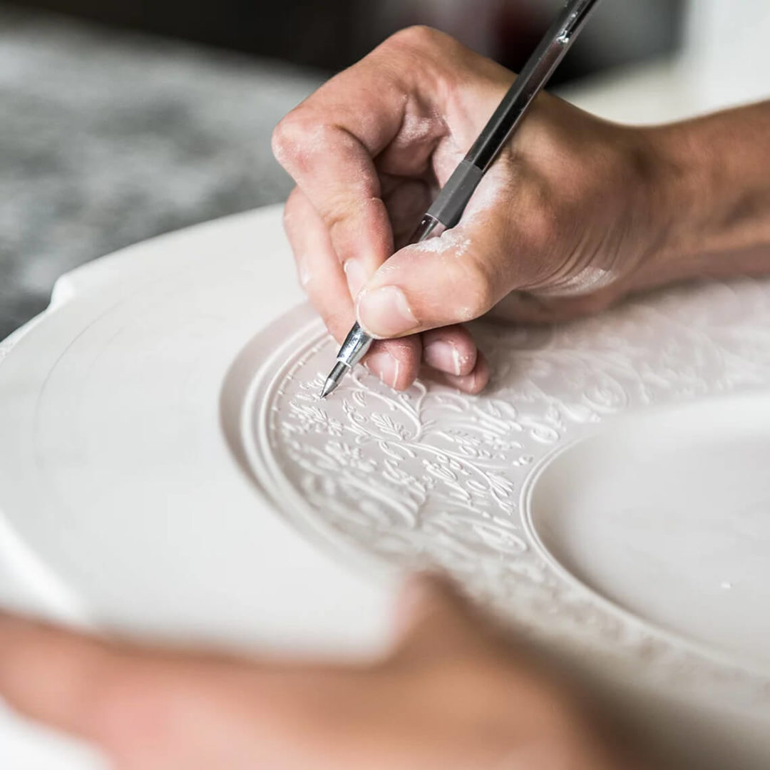 Manufacture de porcelaine J.L. Coquet, de Saint-Léonard-de-Noblat