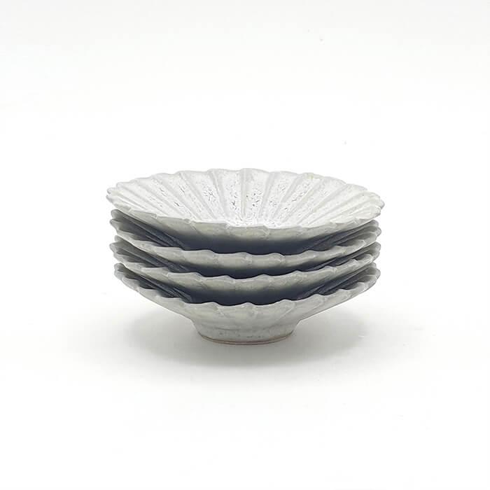 Mini assiette marguerite D 10 cm - Masahiko Yamamoto, Nous Paris