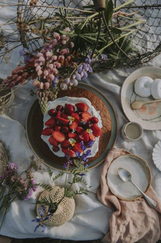 Pique-nique champêtre par Emilie Guelpa