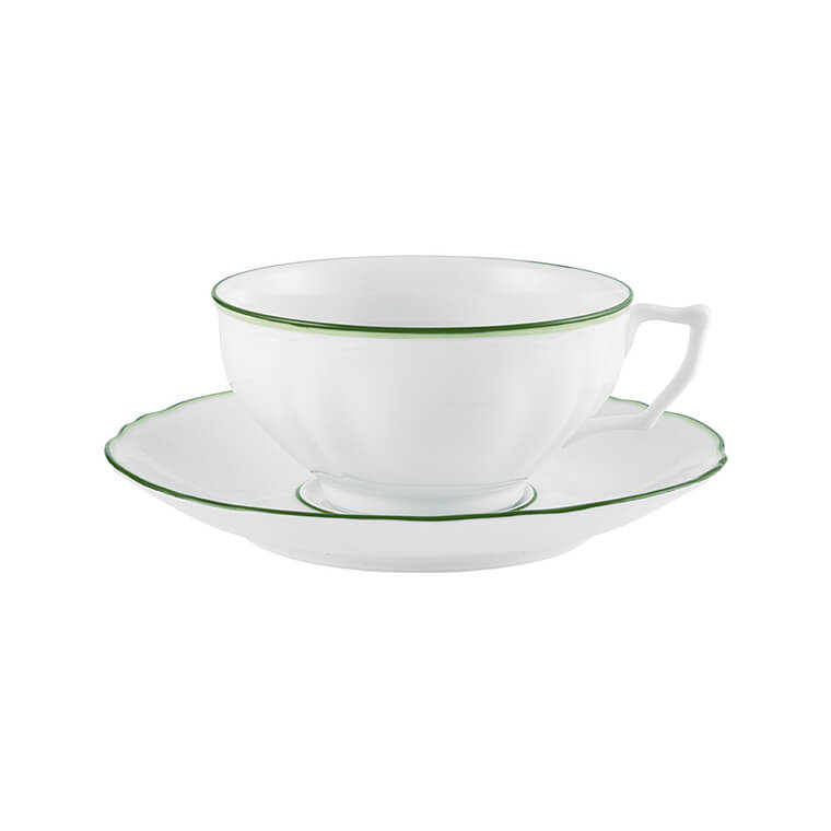 Collection TOURAINE - Tasse et soucoupe, Raynaud