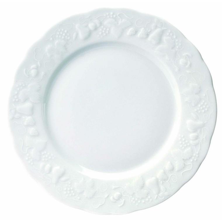 Collection CALIFORNIA - Assiette plate, Deshoulières