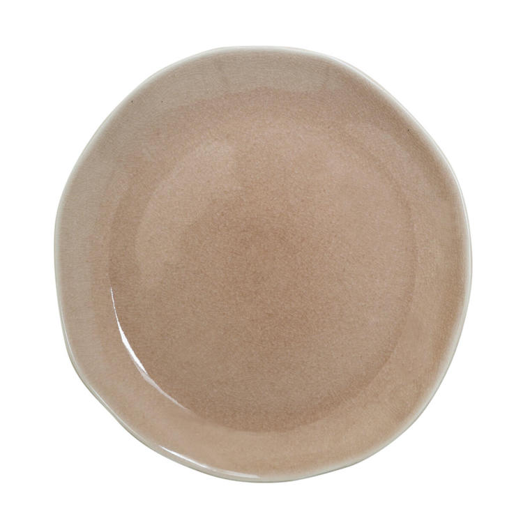 Collection MAGUELONE - assiette plate, Jars Céramistes