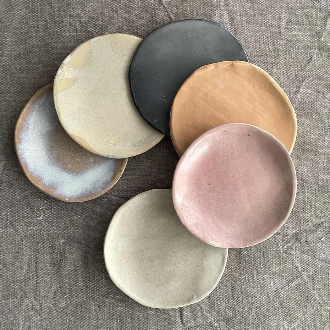 Marion Graux - Assiettes en céramique