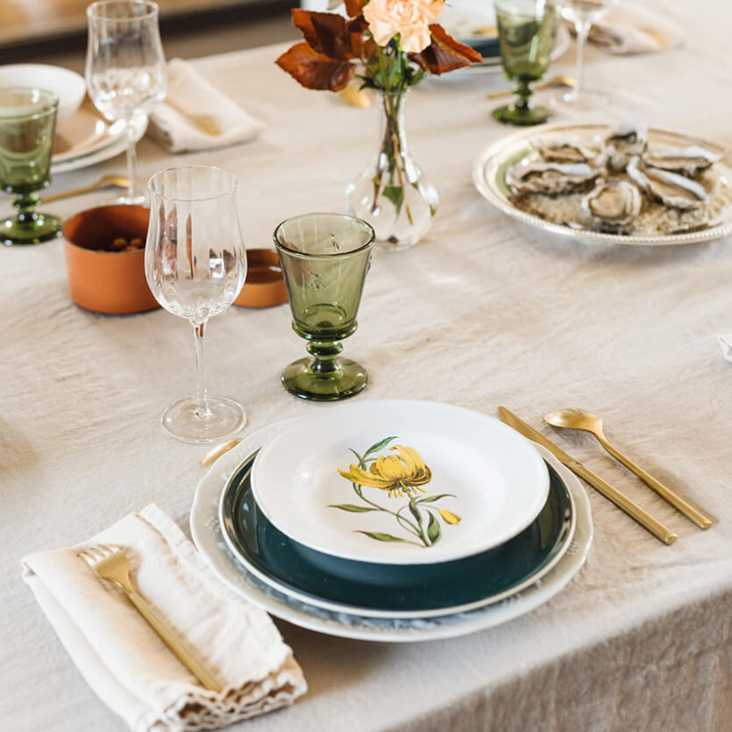Mix and match : on renverse la table