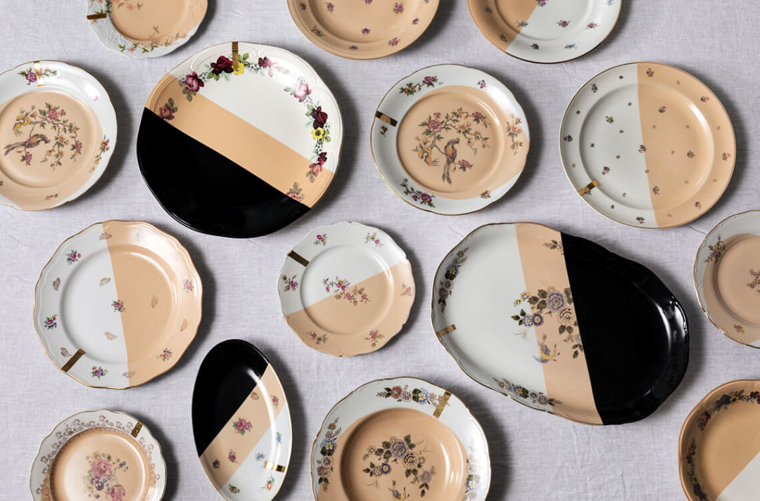Pickles Tableware par Axelle Bretiniere