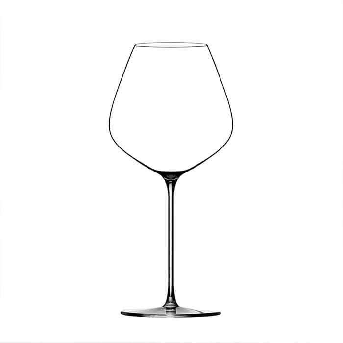 """Verre à vin """"Hommage"""" collection Signature G.BASSET -72cl - Lehmann"""